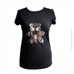 tee-shirt noir femme n°05