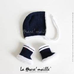 Ensemble chaussons bébé...